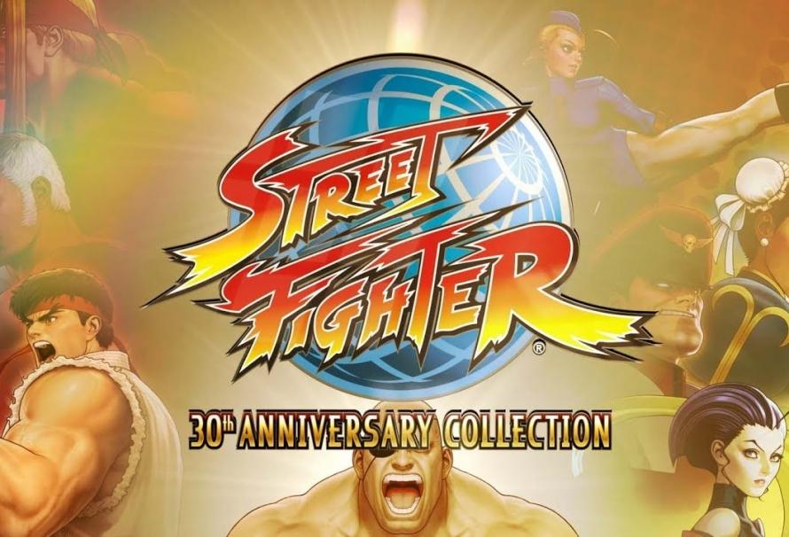 Street Fighter 30th Anniversary collection : la date de sortie !