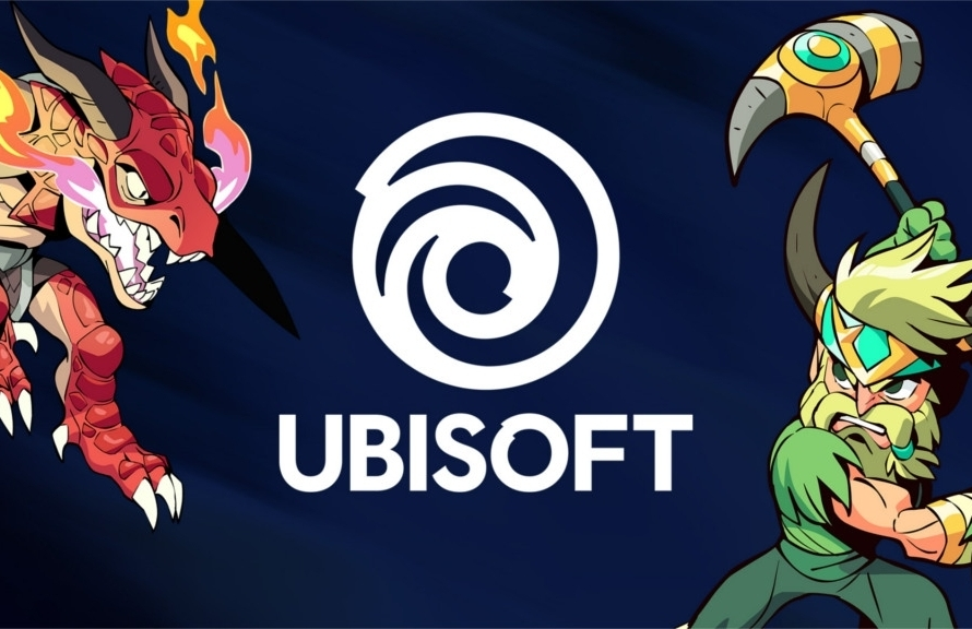 Ubisoft s'offre le jeu Brawlhalla !