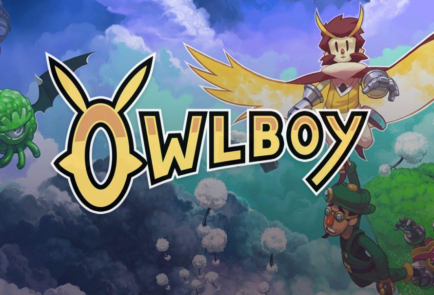 Owlboy arrive enfin sur PS4 et Xbox One !