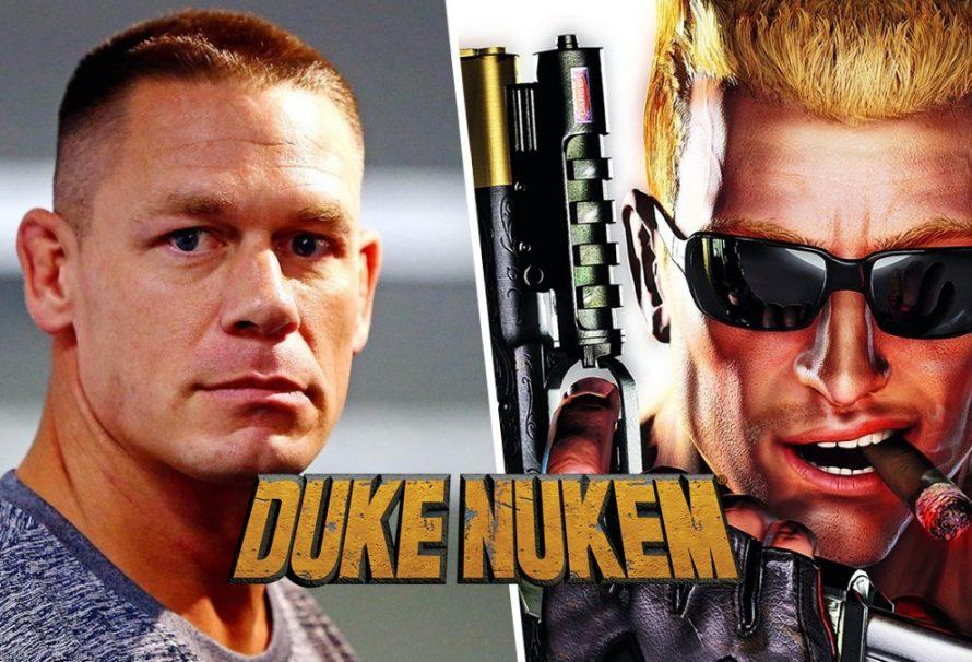 Duke Nukem : John Cena en blond ?