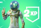 Fortnite : week-end double XP ! Et une nouvelle destination...