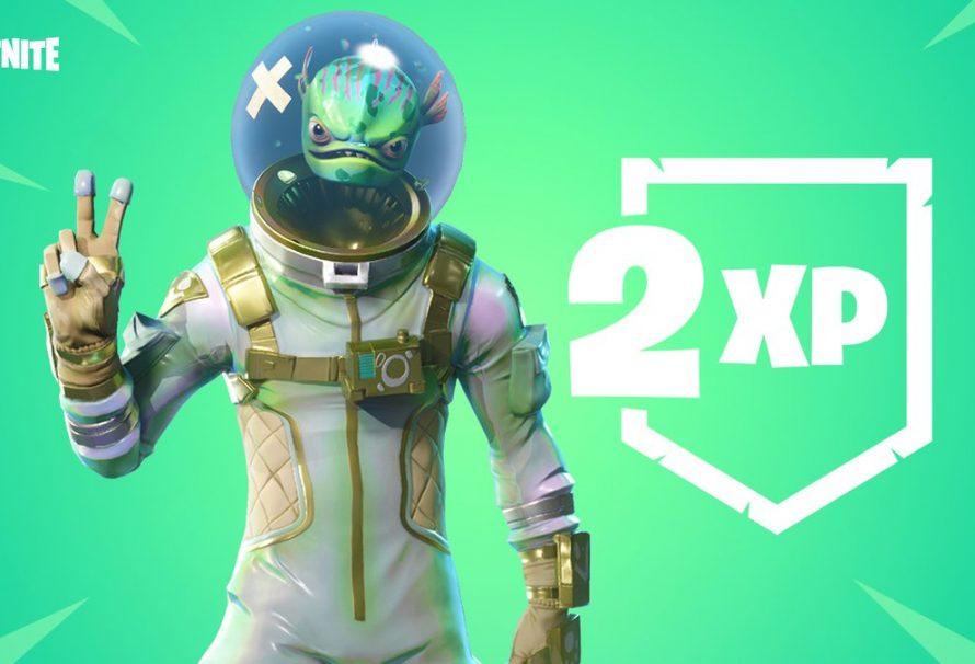 Fortnite : week-end double XP ! Et une nouvelle destination…