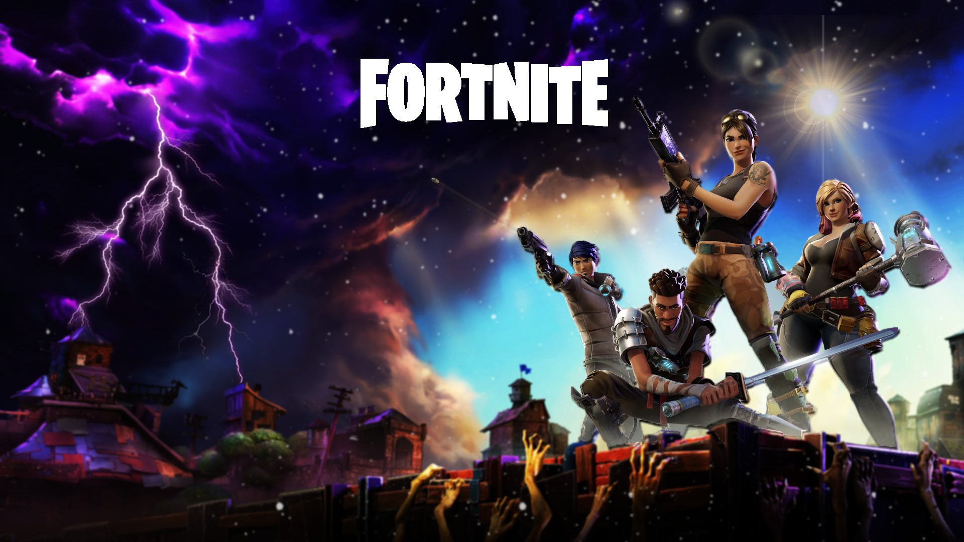 Battle royale fortnite wallpaper hd 4k 8k - 4k fortnite wallpaper ...