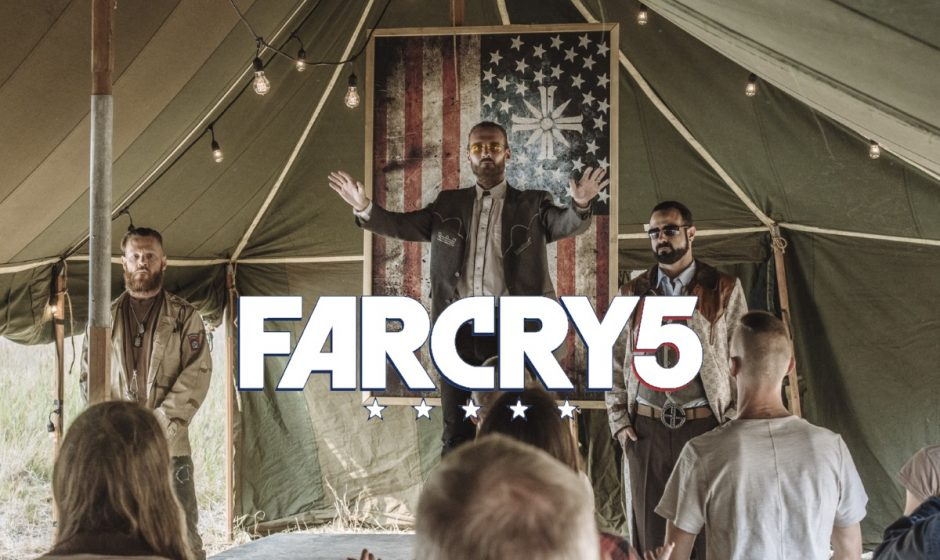 Far Cry 5 : Ventes et live-action