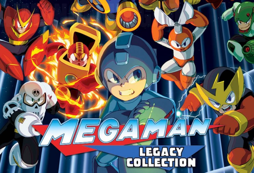 Nintendo : Mega Man X Collection 1 et 2 arrive cet été sur Switch !