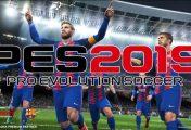 Konami : Des infos sur PES 2019 !