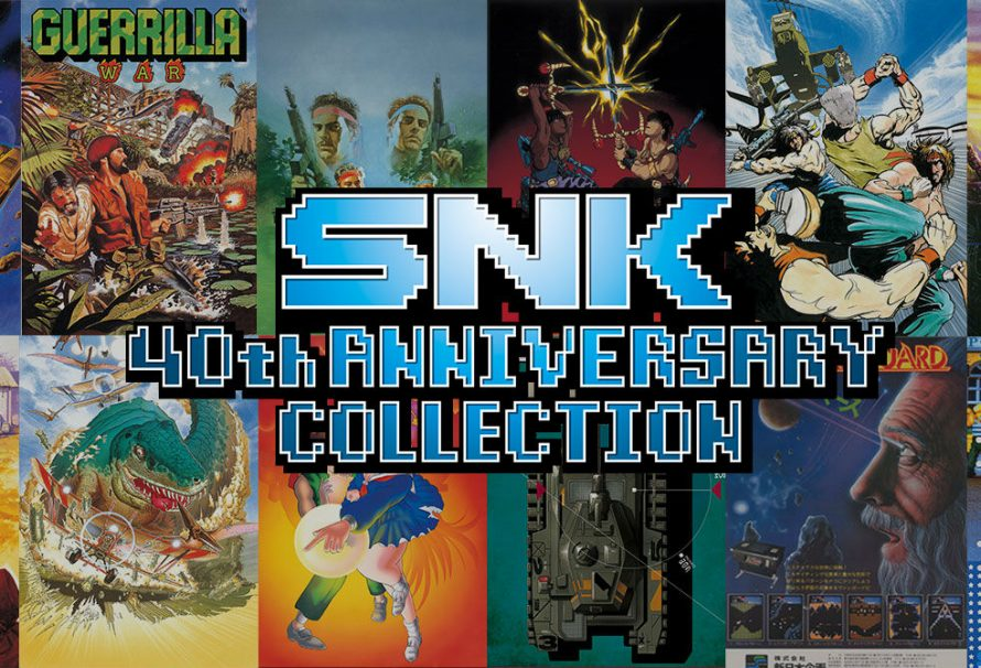 Nintendo : La SNK 40th Anniversary Collection arrive sur Switch !