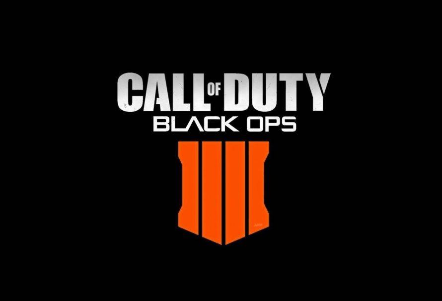 Call Of Duty Black Ops 4 : pas de campagne solo ?
