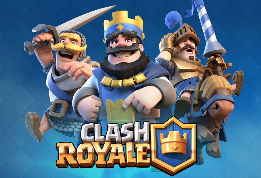 Clash Royale : La guerre à commencée !