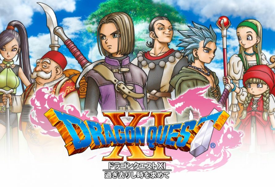 Dragon Quest XI sur Switch ? Pas pour maintenant !