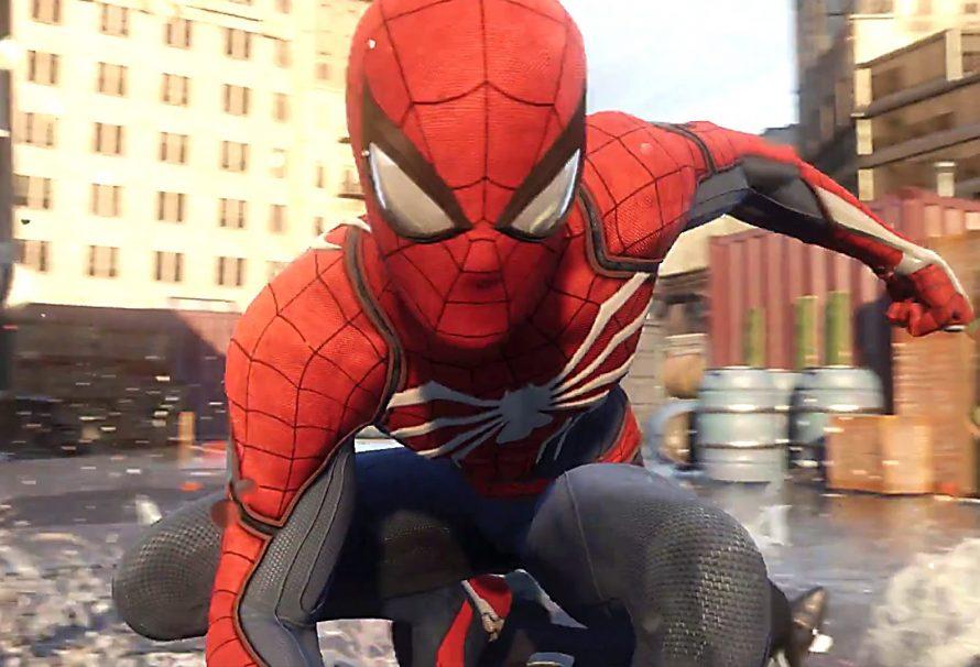 Spider-Man : Date de sortie et trailer de gameplay !