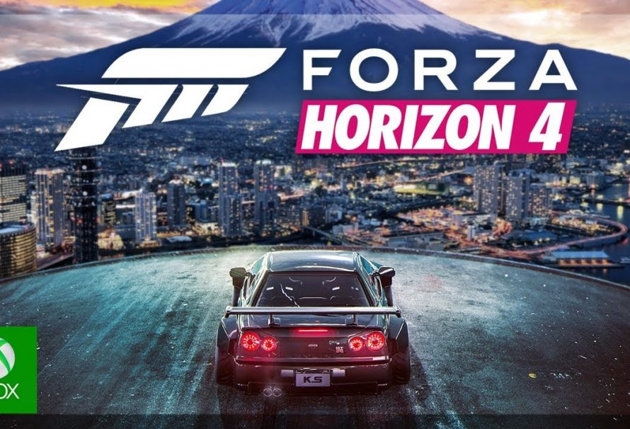 microsoft forza horizon 4 annonc l 39 e3 2018. Black Bedroom Furniture Sets. Home Design Ideas