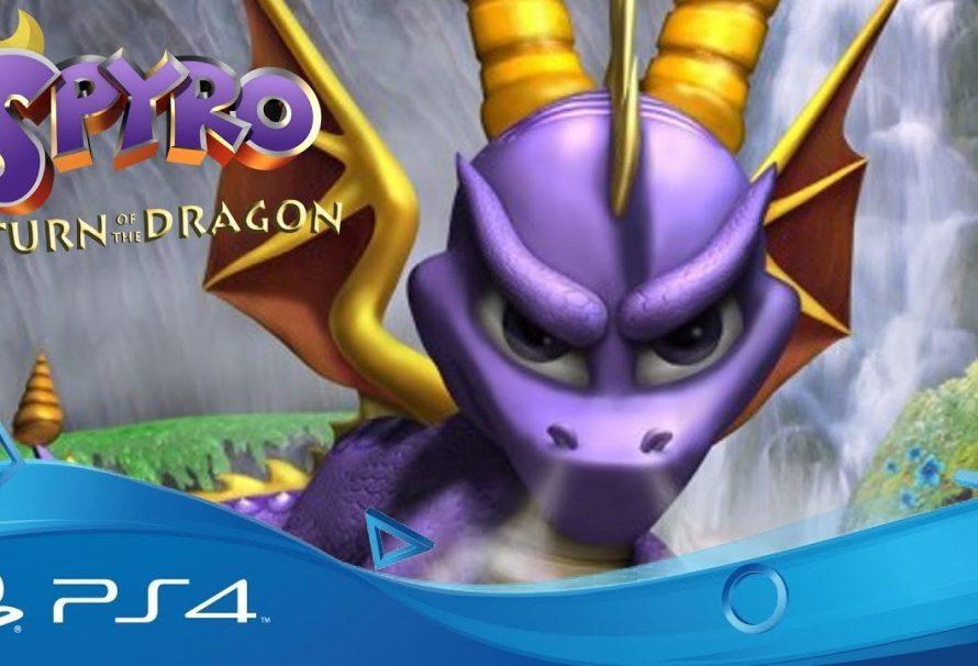 Spyro Trilogy Remastered : Un œuf mystérieux qui sème le trouble.