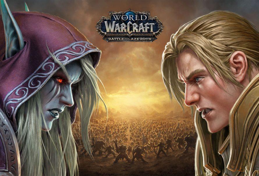 World Of Warcraft : Battle of Azeroth, débarque cet été !