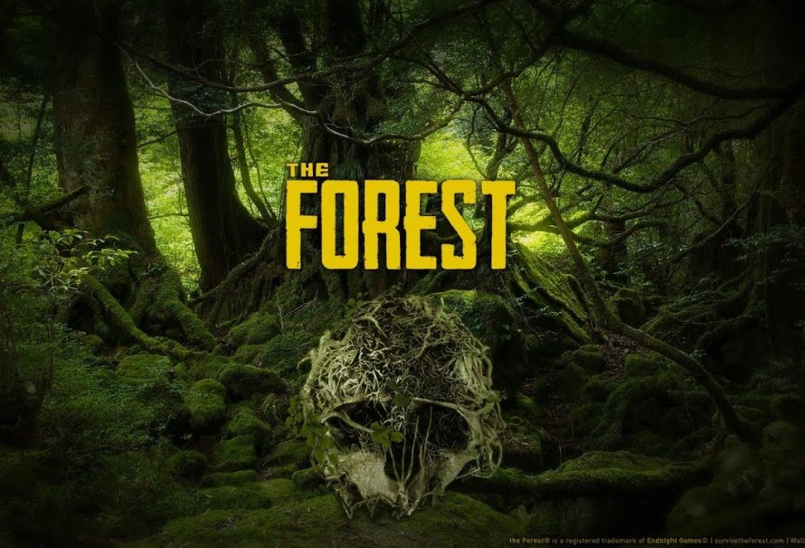 The Forest : la version finale pour le mois d'avril !