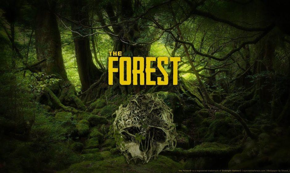 The Forest : la version finale pour le mois d'avril !