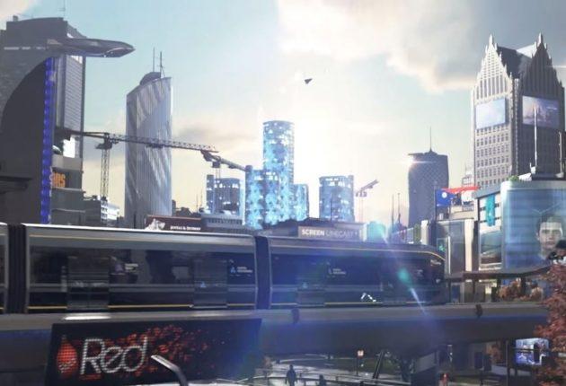 Detroit ressemblera peut être à cela dans notre futur qui sait…