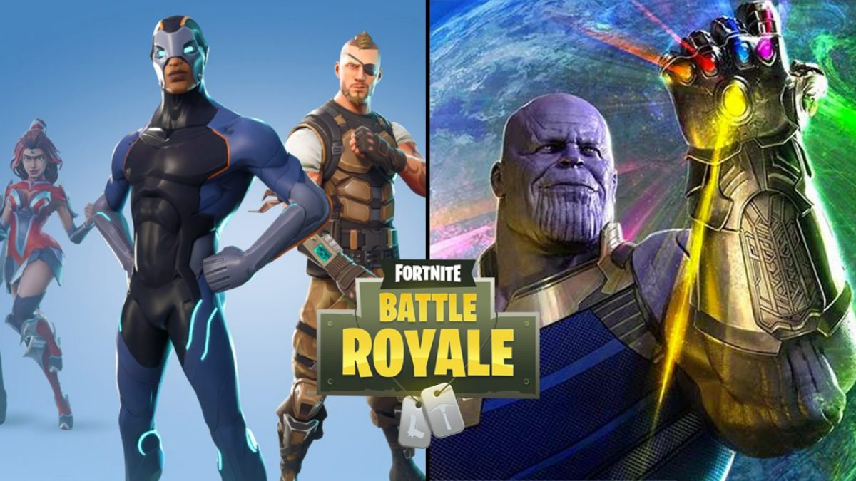 Fortnite - Thanos