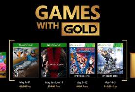 Xbox Live Gold : Les jeux gratuits de Mai