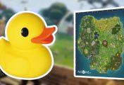 Guide Fortnite : Défis Semaine 3 - Où trouver les canards ?