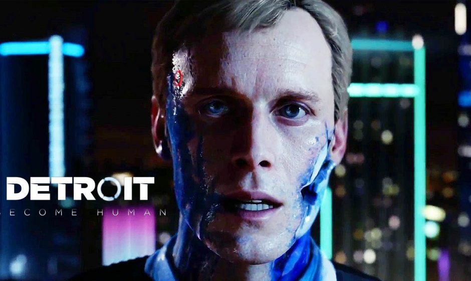 [Test] : Detroit Become Human