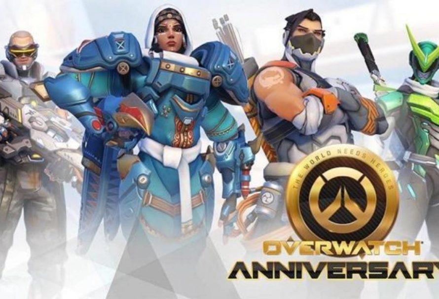 Overwatch : Un deuxième anniversaire haut en couleur
