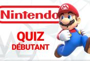 Quiz Nintendo : Niveau Débutant