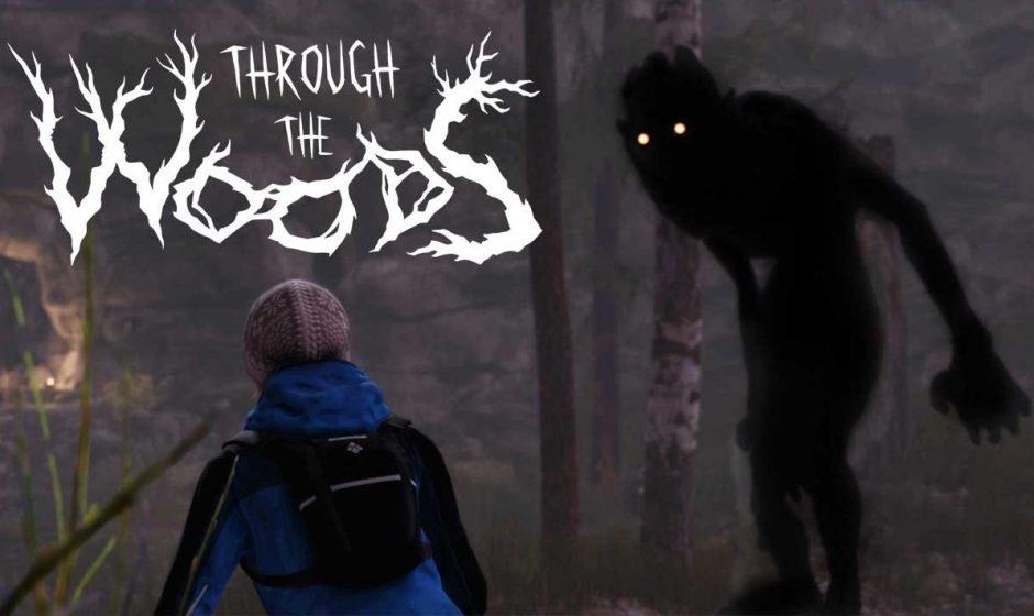 Le jeu d'horreur Through the Woods arrive sur nos consoles !
