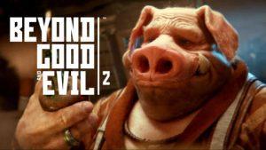 Pey'j de Beyond Good and Evil 2