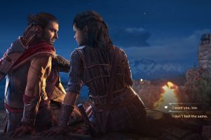 assassins creed odyssey romance