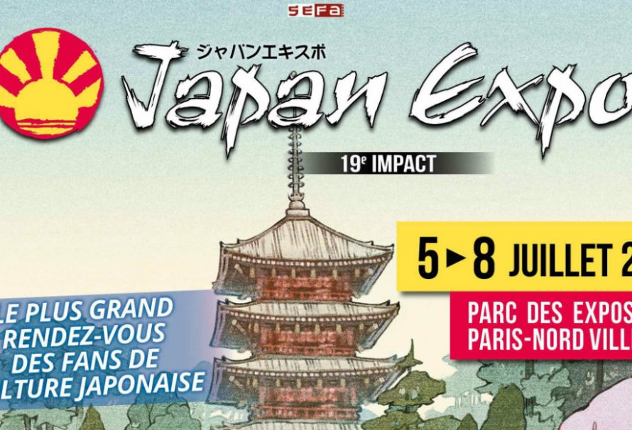 Japan Expo 2018 : Un petit coin de Japon au cœur de Paris