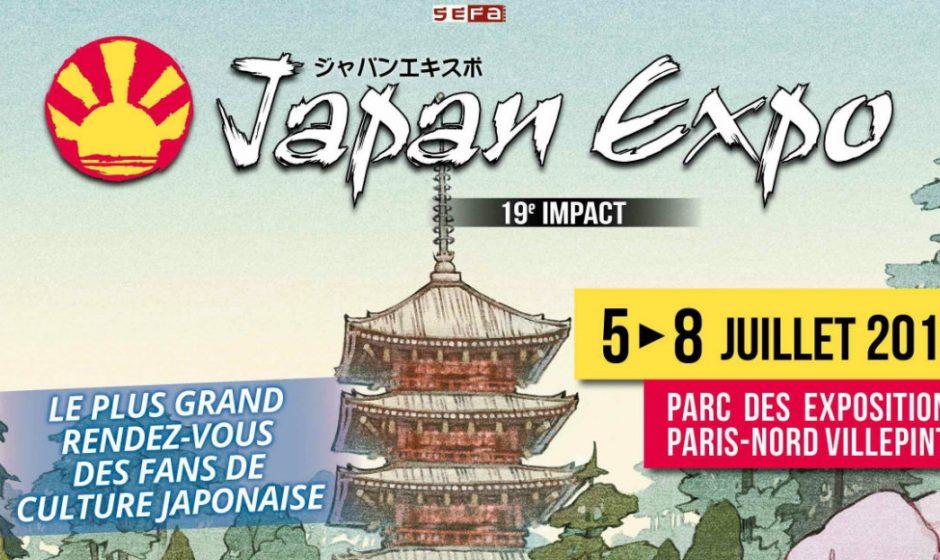 Japan Expo 2018 : Un petit coin de Japon au cœur de Paris