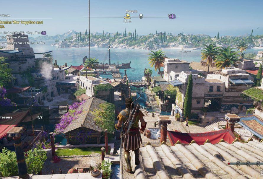 E3 2018 : Premières images d'Assassin's Creed Odyssey