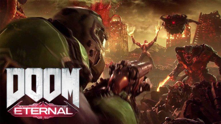 E3 2018 : DOOM Eternal débarque sur Terre