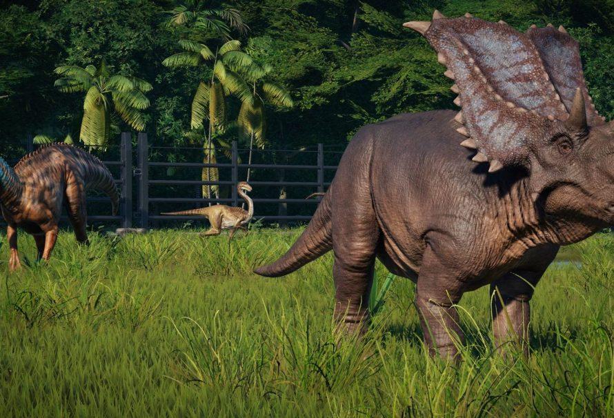 Jurassic World Evolution : Gérez votre parc à dinos