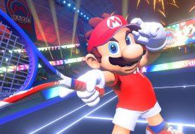 Mario Tennis Aces s'est mit à jour !