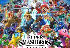 Super Smash Bros : Ultimate dévoile une date de sortie