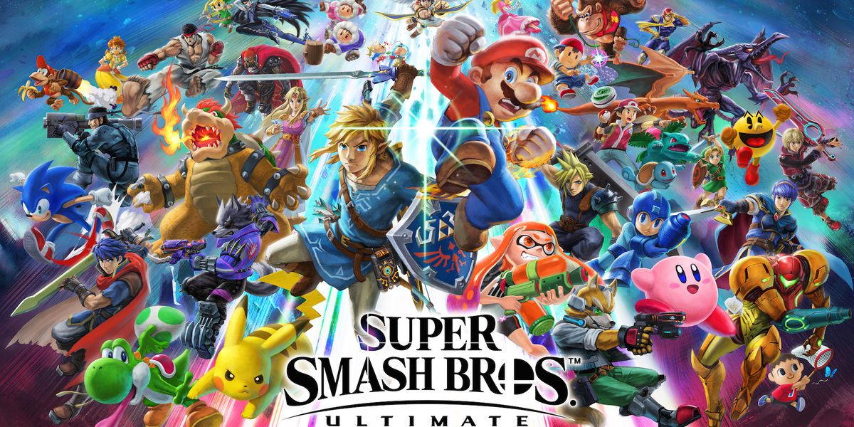 super smash bros ultimate SSBMU