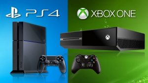ps4 contre xbox one