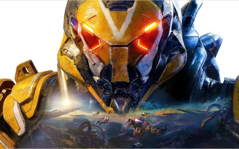 Conférence EA : une date et du gameplay pour Anthem