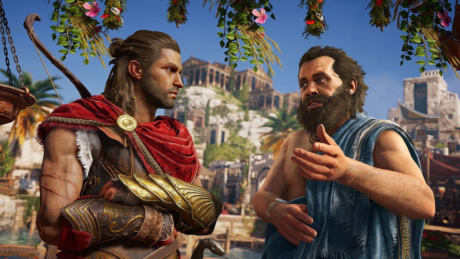 assassins creed odyssey histoire