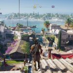 gameplay assassins creed odyssey vue ville