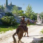 gameplay assassins creed odyssey cheval