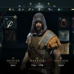 gameplay assassins creed odyssey equipement