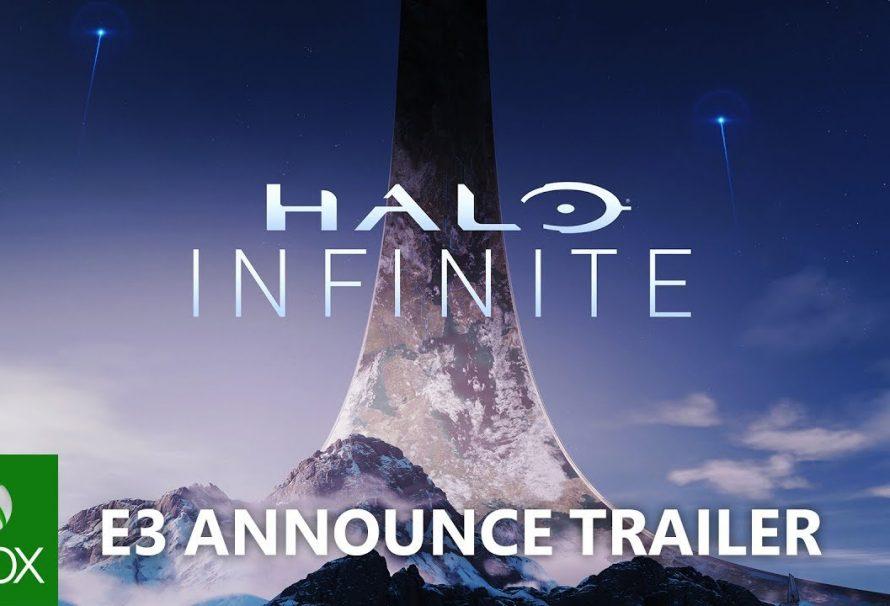 E3 2018 : Microsoft nous présente Halo Infinite