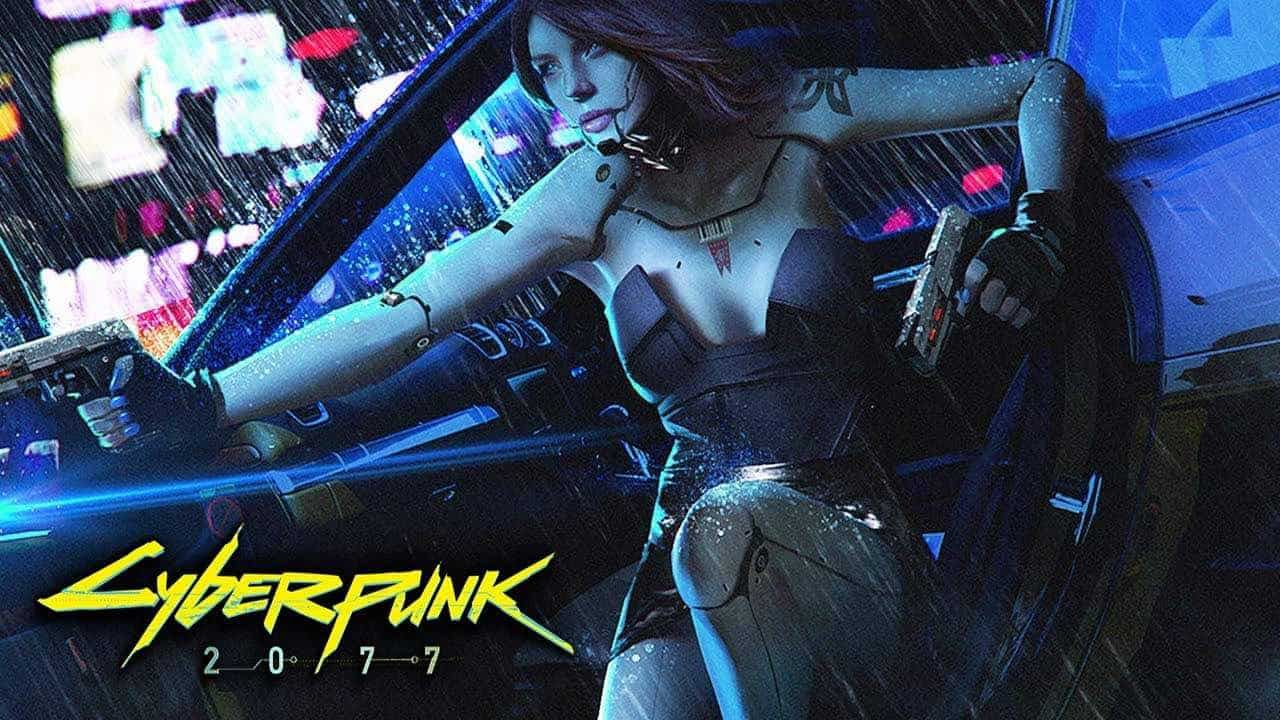 E3 2018 annonce cyberpunk 2018