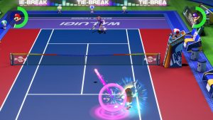 gameplay Mario Tennis Aces