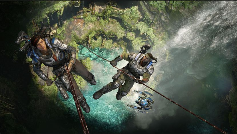 E3 2018 : Gears of War 5 sort de l'ombre