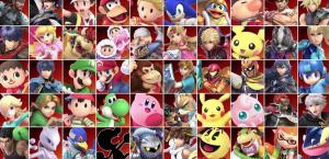 personnages Super Smash Bros Ultimate e3 2018