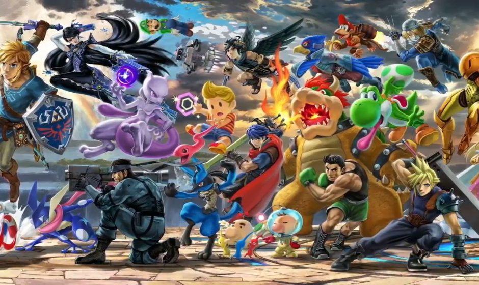 Super Smash Bros Ultimate : les personnages jouables